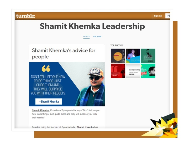 shamit khemka leadership.tumblr